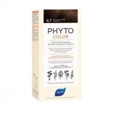 Phyto Color Coloração Permanente 6.7 Louro Escuro Marron