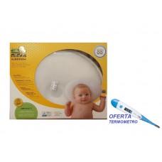 Almofada Mimos - Tam. M (ANTIGO XXL) - dos 5 aos 18 meses(Perimetro craneal entre 42 e 49 cm+ oferta termómetro digital