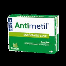 Antimetil Extrato padronizado a 10% de gingeróis 15 comprimidos