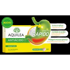 Aquilea Antiácido 24 Comprimidos- Tecnologia tricamada