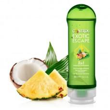 Control Exotic Escape 2 in 1 Gel de massagem Hidratante 200 ml