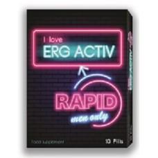 Phytogold Erg Activ Rapid 10 comprimidos- suplemento Alimentar