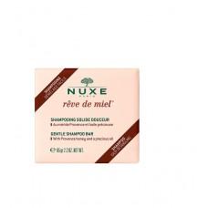 Nuxe Rêve de Miel Shampoo Sólido Suave 65g