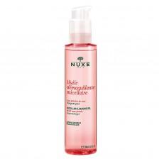 Nuxe óleo desmaquilhante Micelar  com pétalas de rosas rosto e olhos pele sensível -150 ml