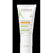 A-Derma Exomega Control Creme emoliente pele secacom tendência atópica- Rosto e Corpo