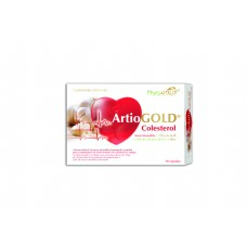 PhytoGold Artiogold Colesterol 30 cápsulas