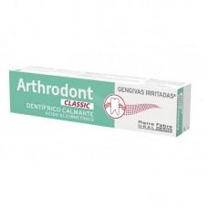 Arthrodont Classic Gengivas Irritadas Pasta Dentífrica Calmante 75ml