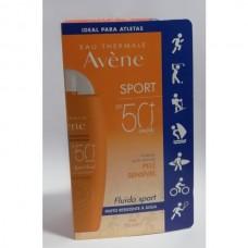 Avène Solar SPF 50+ Fluído Sport 100 ml