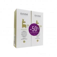 Babe - Hidratante Facial Pediátrico SPF 30 50 ml ( 2 unidades ) 50% na 2º Unidade