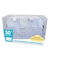 Barral Babyprotec Mala Maternidade c/ Desconto 35% Barral 1 mala + 500 mL + 400 mL + 500 mL + 75 g