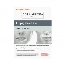 Bella Aurora RepigmentSun 30 Cápsulas Solares -Suplemento Alimentar.