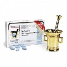 BioActivo Glucosamina Duplo 60 comprimidos + 20 comprimidos (+ 33% gratis)