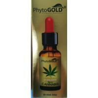 PhytoGold - Óleo de Cannabis 30+20 ml