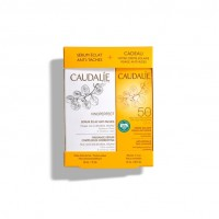 Caudalie Vinoperfect Luminosidade Sérum Anti-manchas 30 ml + Oferta Creme Solar SPF50+ Ani-Rugas 25 ml