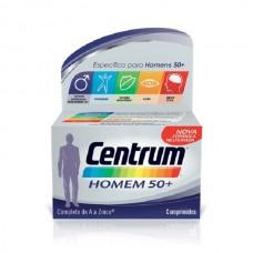 Centrum Homem 50+  90comprimidos -Suplementar Alimentar