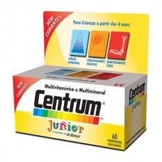 Centrum Junior 60 Comprimidos Mastigáveis- Suplemento Alimentar