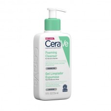 CeraVe  gel de limpeza espumoso 1 litro