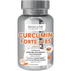 Biocyte- Curcumin Forte x185 30 Cápsulas