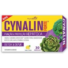 PhytoGold Cynalin Forte Detox e Depur 30 Ampolas