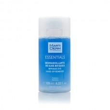 Martiderm Essentials Desmaquilhante de olhos Bifásico 125 ml- Novo