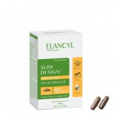 Elancyl - Slim Design 60 Cápsulas de Emagrecimento