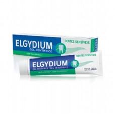 Elgydium Dentes Sensíveis Gel Dentífrico 75ml