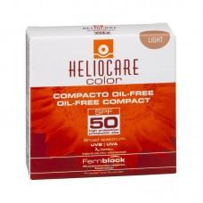 Heliocare Color Compacto Oil-free SPF50 10 g -Claro