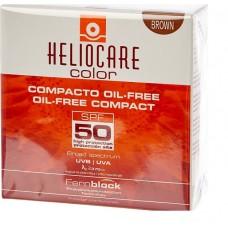 Heliocare Compacto Oil Free SPF50 Escuro