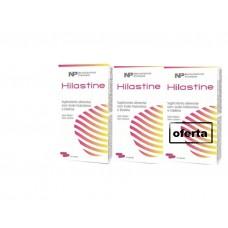 Hilastine 30 capsulas-Pack de  2 caixas +1 de oferta