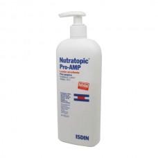 Isdin Nutratopic Pro-AMP Loção Corporal Emoliente e Protetora 400 ml