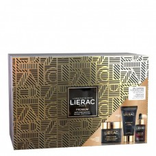 Lierac Coffret Premium Antienvelhecimento Absoluto Creme Voluptuoso 50ml + Máscara 75ml + Oferta Sérum 30ml