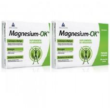 Magnesium -OK 30 comprimidos pack de duas embalagens