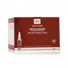 MartiDerm Hair System Anti-Queda 28 Ampolas