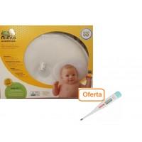 Almofada Mimos - Tam. M (ANTIGO XXL) - dos 5 aos 18 meses(Perimetro craneal entre 42 e 49 cm+ Oferta termometro digitálico
