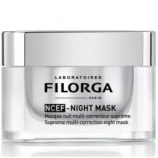 Filorga NCEF- Máscara Noite Multi-Correção ( Rugas - Firmeza - Brilho ) 50 ml