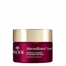 Nuxe - Merveillance Expert Creme de Noite Lift-Firmeza 50 ml - Todo o tipo de Pele