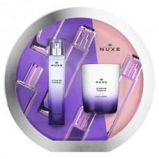 Nuxe Coffret Le soir Des Possibles  Perfume 50ml + Vela