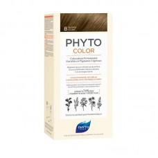 Phyto Color Coloração Permanente 8 Louro Claro