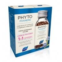 Phyto Phytophanère Duo 2x120 Cápsulas- Suplemento alimentar