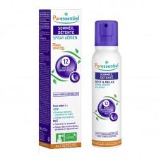 Puressentiel Sono e Relaxamento Spray Para o Ar 75ml