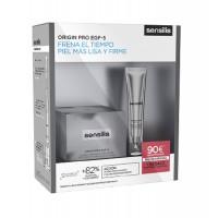 Sensilis Coffret Origin Pro EGF-5(creme 50ml + oferta creme de olhos 15 ml)