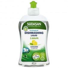 Sodasan - Lava Loiça Ecológico de Limão 500 ml
