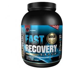 Gold Nutrition Fast Recovery - 1kg Frutos Vermelhos