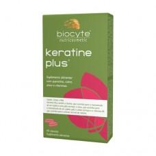 Biocyte - Keratine Plus 40 capsulas