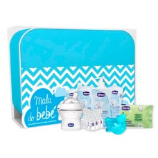 Chicco mala de Maternidade Azul