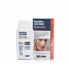 Isdin FotoUltra 100 Active Unify Fusion Fluid Color 50mL