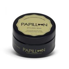 Papillon Styling Wax Cera Fixação Forte Com Brilho 75 gr