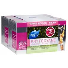 Phyto Phytocyane ampolas - 50% de desconto na segunda embalagem