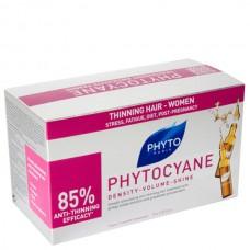 Phyto Phytocyane 12 ampolas
